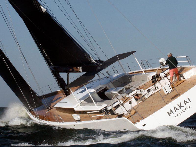 Y8 SRD Y Yachts Luca Brenta