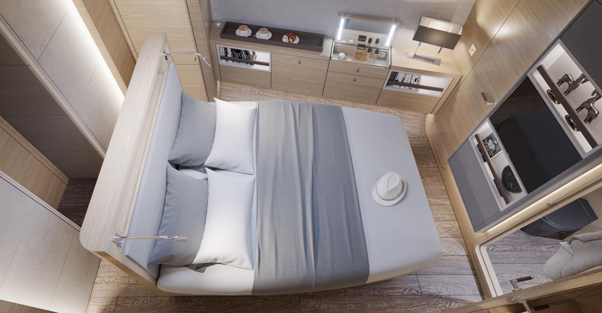 MSY 80srd master cabin
