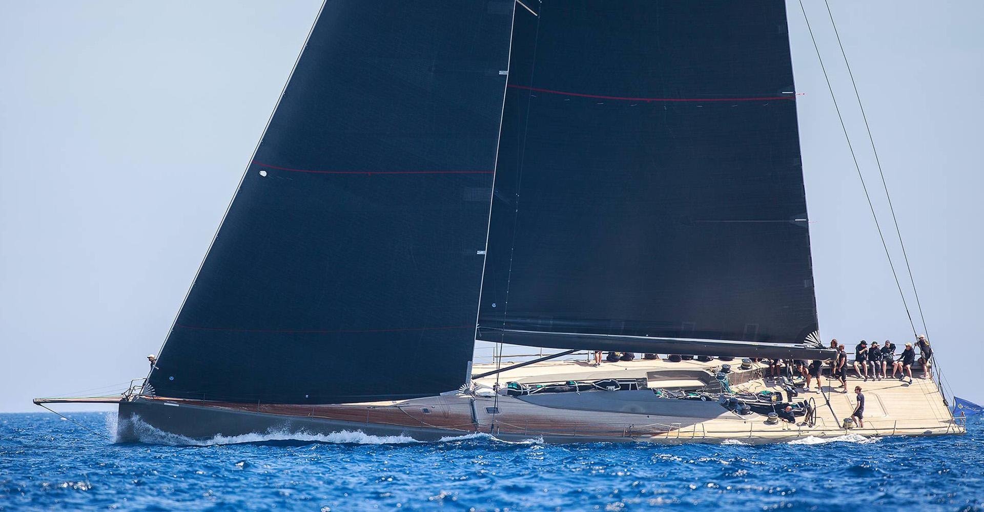 Sailing yacht open season underway