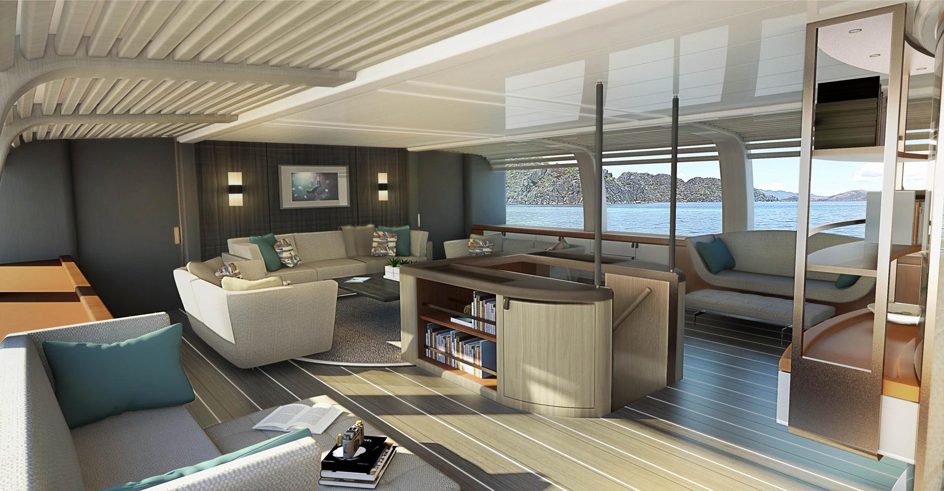 20 - 50m Sailing Yacht - 03