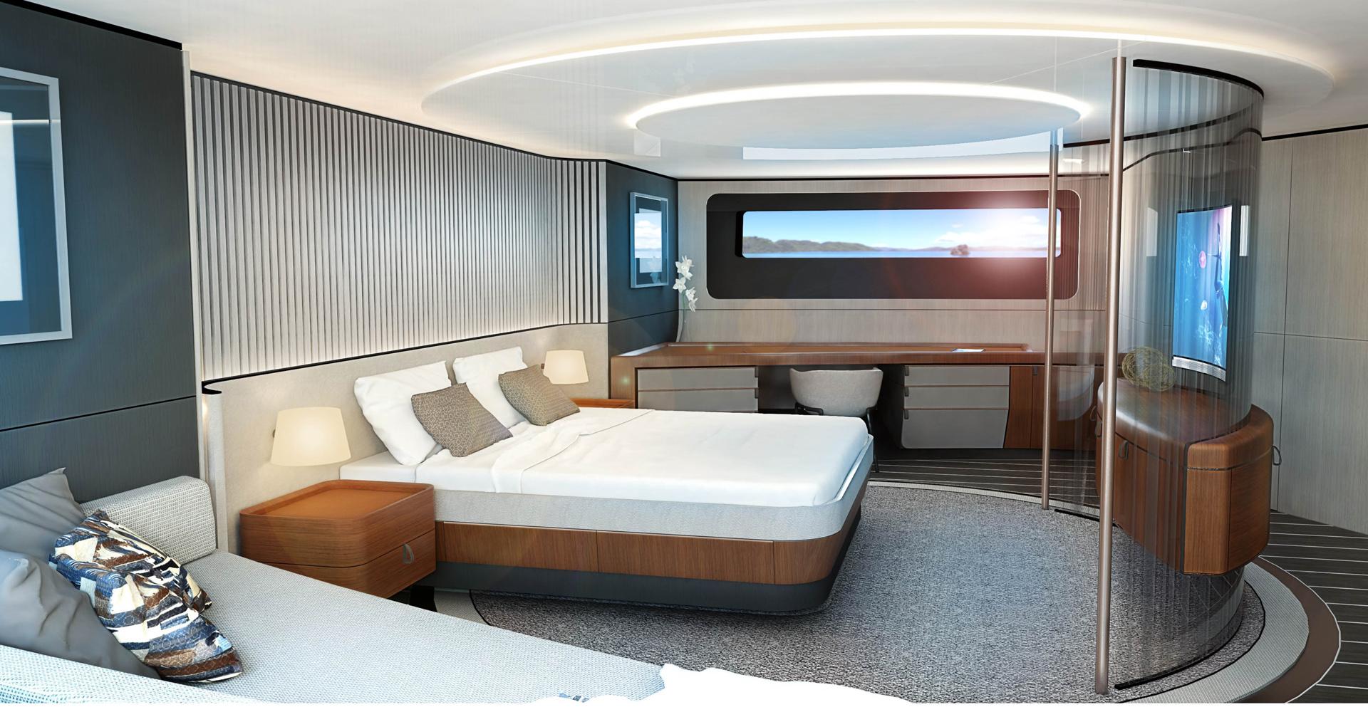 20 - 50m Sailing Yacht - 07