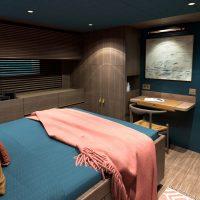 Arksen 85 master cabin