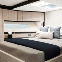 Manhattan 55 master cabin