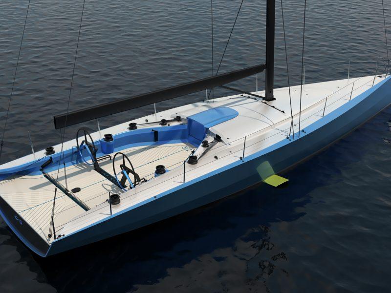 Infiniti Yachts 52