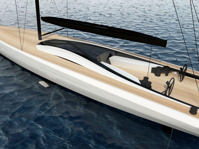 Infiniti Yachts 85 design