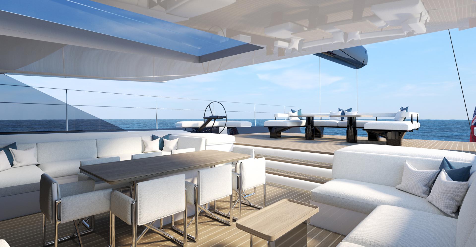superyacht interior design